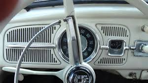 volkswagen beetle 1960 interior 1962 volkswagen vw beetle youtube