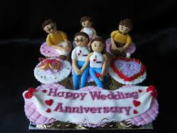 birthday cake for marriage anniversary image inspiration of cake