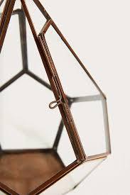 copper teardrop terrarium urban outfitters
