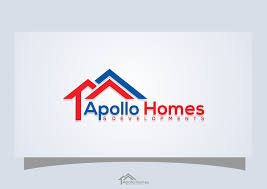 Modern Bold Logo Design For Apollo Homes And Developments By - Home builder design