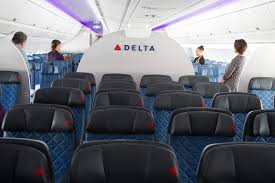Delta 777 Economy Comfort Review What To Expect Of Delta U0027s New Airbus A350 900 Photos