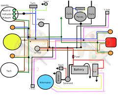 starter motor wires