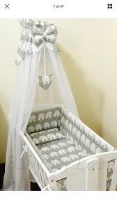 Swinging Crib Bedding Elephant Swing Crib Bedding Drape In Stockton On Tees County