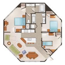 disney saratoga springs treehouse villas floor plan treehouse villas floorplan disney pinterest treehouse