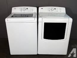kenmore elite oasis top load washer and gas dryer for sale in los