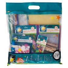 craft planet girls goody bag assortment of products amazon co