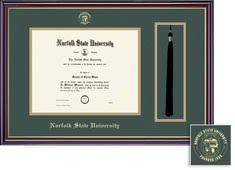 diploma frames with tassel holder diploma frames norfolk state bookstore