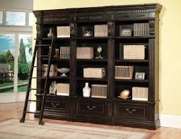 3 pc grand manor palazzo museum bookcase by parker house home