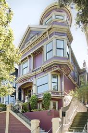 victorian on hayes w view of sf cityscape and alamo square