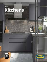 ikea frosted glass kitchen cabinets ikea brochure 2020 kitchen by hmcn hmbe catalogue