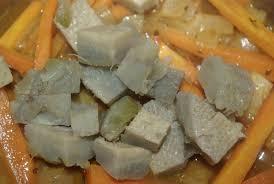 cuisine artichaut cuisson croustillant crevettes carottes artichaut au curry balade
