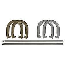 personalized horseshoe set horseshoes horseshoe sets kmart