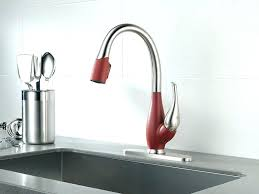 Touchless Faucet Kitchen Delta Touch Faucet Delta Touch Faucet Installation Supremegroup Co