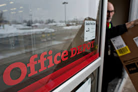 Does Office Depot Make Business Cards Office Depot Ceo Roland Smith Is Retiring