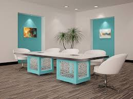 Modern Conference Room Tables by Huntington Modern Conference Table 90 Degree Office Concepts
