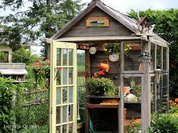 Shed Greenhouse Plans Gallery Of Favourite Garden Sheds Empress Of Dirt