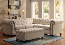 Beige Sectional Sofas Beige Fabric Sectional Sofa A Sofa Furniture Outlet Los