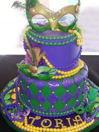 mardi gra cake cakery creation mardi gras cakes in daytona florida