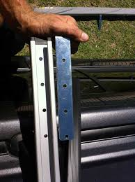 Awning Roof Mount Brackets How To Install An Oztrail Awning To Your Car