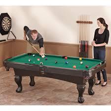 triumph sports pool table 7 ft pool tables triumph sports 7 ft billiard table with bonus