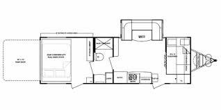Floor Plan Finder Full Specs For 2013 Cruiser Rv Fun Finder Xtra Xt 276 Rvs Rvusa Com