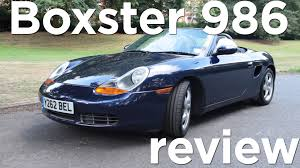 is the boxster 986 the best second hand sports car you can buy