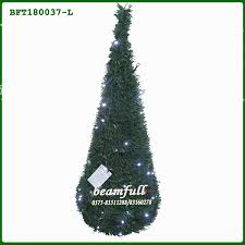 collapsible christmas tree artificial collapsible pop up christmas tree folding buy pop up