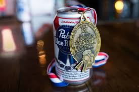 Blue Ribbon Landscaping by Great American Beer Festival Pabst Blue Ribbon