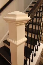 Stair Moulding Ideas by 160 Best Balusters U0026 Newel Post Images On Pinterest Stairs