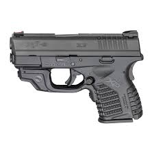 springfield xd tactical light new from springfield armory xd s pistol with crimson trace