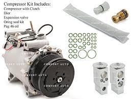 honda crv air conditioner compressor amazon com 2002 2003 2004 2005 2006 honda crv cr v 2 4l a c