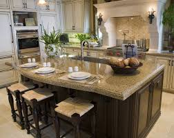 Decorating A Kitchen Island Kitchen Large Kitchen Island With Seating Islands Home