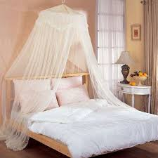 Circular Bed Frame Brilliant Circular Bed Canopy With Decorative Fabric And Buy