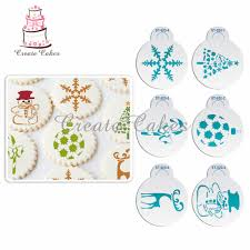 online get cheap cookie stencils decoration aliexpress com