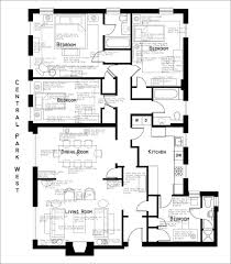 15 Cpw Floor Plans by Furnish It 370 Central Park West Apartment 201