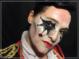 ringmaster halloween ring master cosplay makeup tutorial youtube
