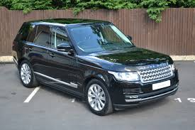 land rover black 2015 2015 15 land rover range rover vogue tdv6 cars monarch enterprises