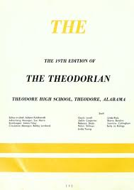 theodore high school yearbook explore 1964 theodore high school yearbook theodore al classmates