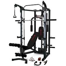 the marcy eclipse rs7000 deluxe smith machine gym review