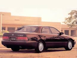 lexus vs toyota crown toyota crown majesta s140 u002703 1991 u201309 1995