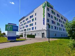 Warsaw Airport Map Holiday Inn Express Warsaw Airport Hotel By Ihg