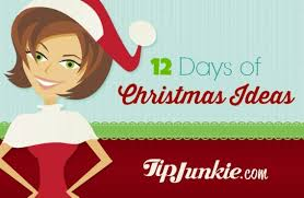 12 days of christmas ideas tip junkie