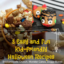 halloween cookbook 3 easy kid friendly halloween recipes u2013 kitchen belleicious