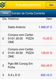 demonstrativo imposto de renda 2015 do banco do brasil extrato do banco do brasil crédito e débito