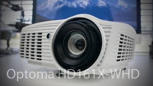 best home theater projector best projector for your home theater optoma hd161x whd youtube