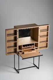 appendi bicchieri bar mobiletto bar in legno con porta bicchieri idfdesign