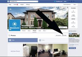 House Lens How To Share Your Marketing Videos On Facebook