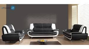 Wohnzimmer Sofa Onyx Set 3 2 1 Sofa Couch Pu Industrieleder Kunstleder Emoebel24