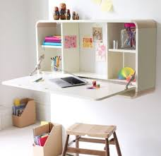 Small Desk With Bookcase Awesome Desk Design For Small Space Homesfeed
