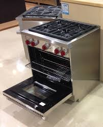 wolf 30 inch gas range is an absolute work of art kitchen